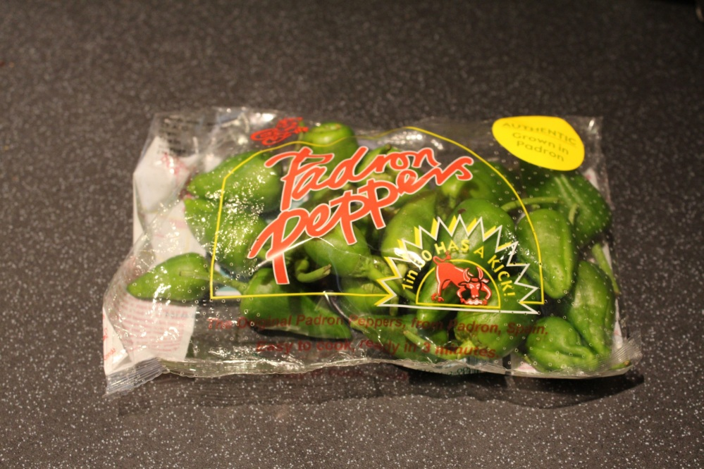 padron peppers packet