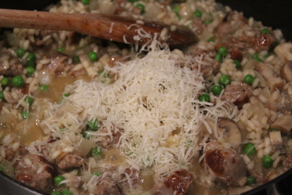 risotto cheese